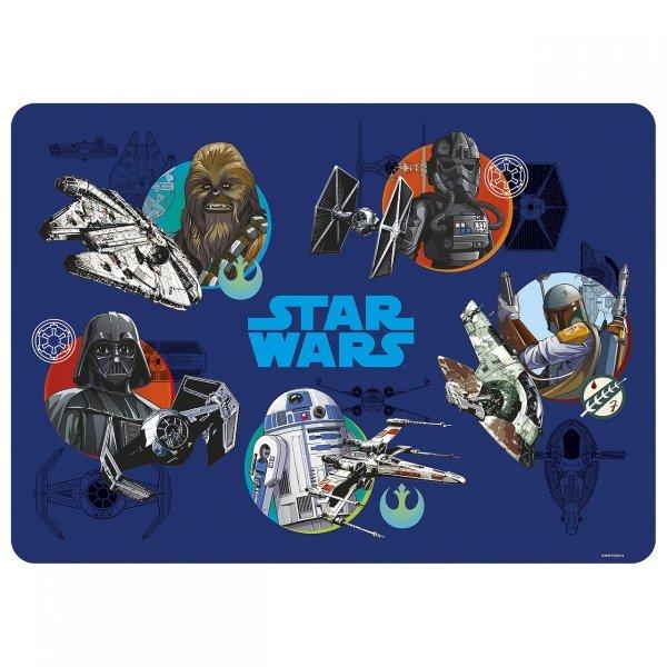 Podkładka laminowana STAR WARS Gwiezdne wojny (PLASW07)
