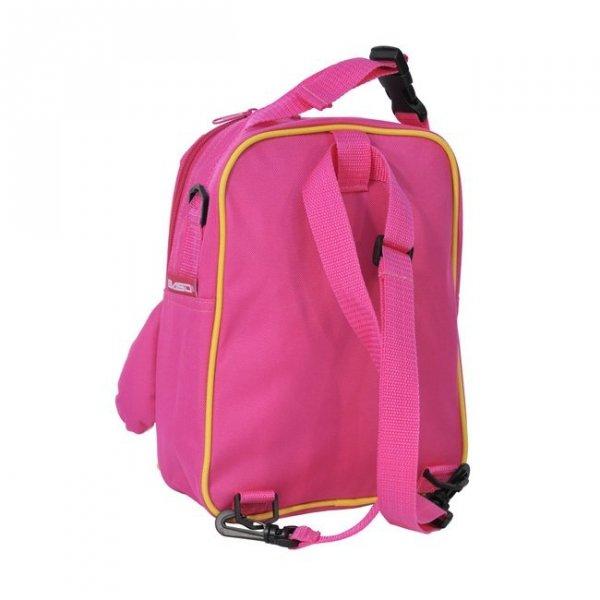 Plecak przedszkolny wycieczkowy Sowa Torebka 2w1 (13306S)