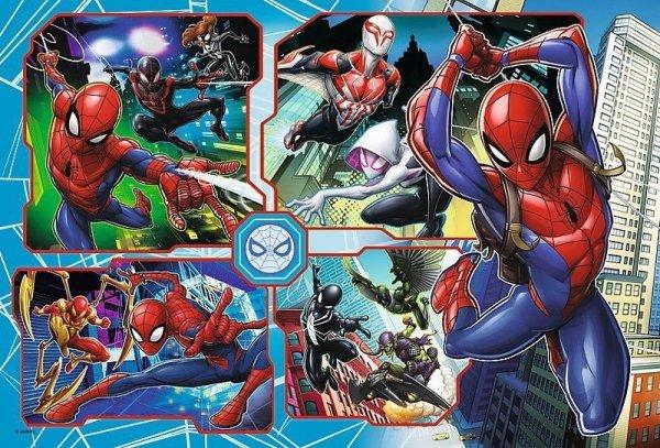 TREFL Puzzle 160 el. Spider-Man na ratunek (15357)