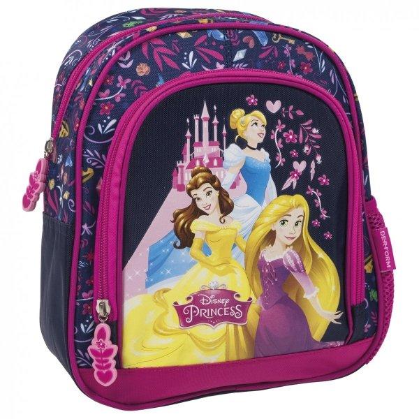 Plecak przedszkolny wycieczkowy PRINCESS Księżniczki (PL10KS10)