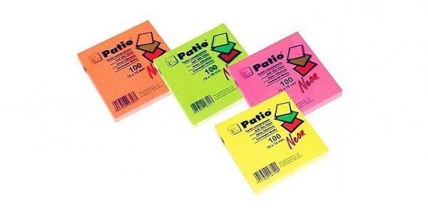 Notes samoprzylepny karteczki PATIO (13093)