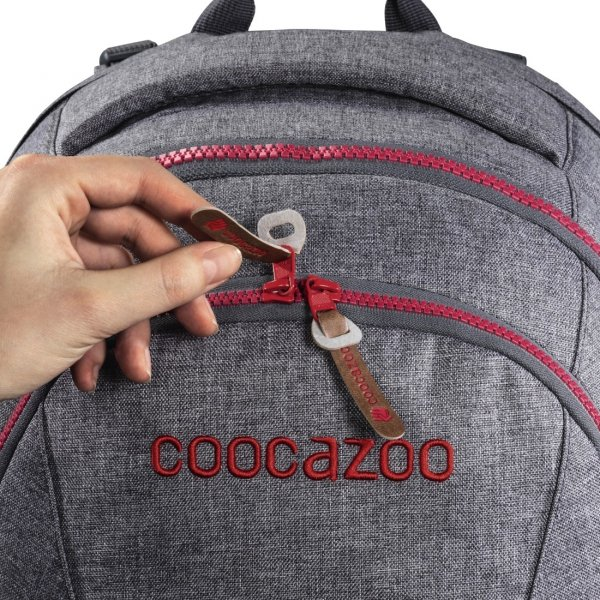 COOCAZOO elementy wymienne MatchPatch Leather, Hibiscus Melange (138807)