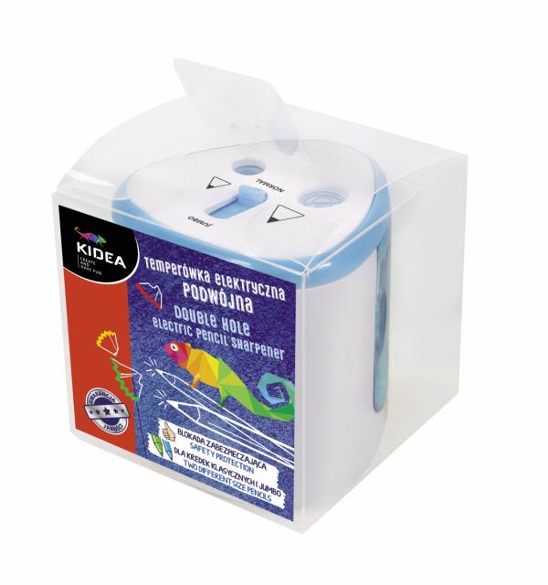 Temperówka elektryczna podwójna KIDEA (TEL2KA)