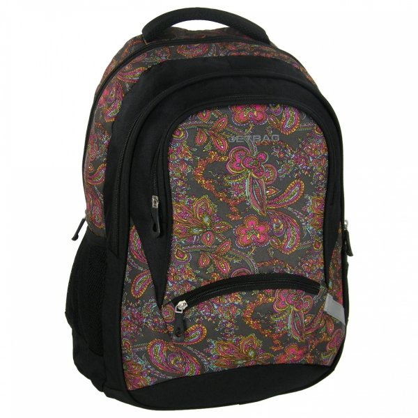 Plecak szkolny młodzieżowy JETBAG (PLJ19C04)