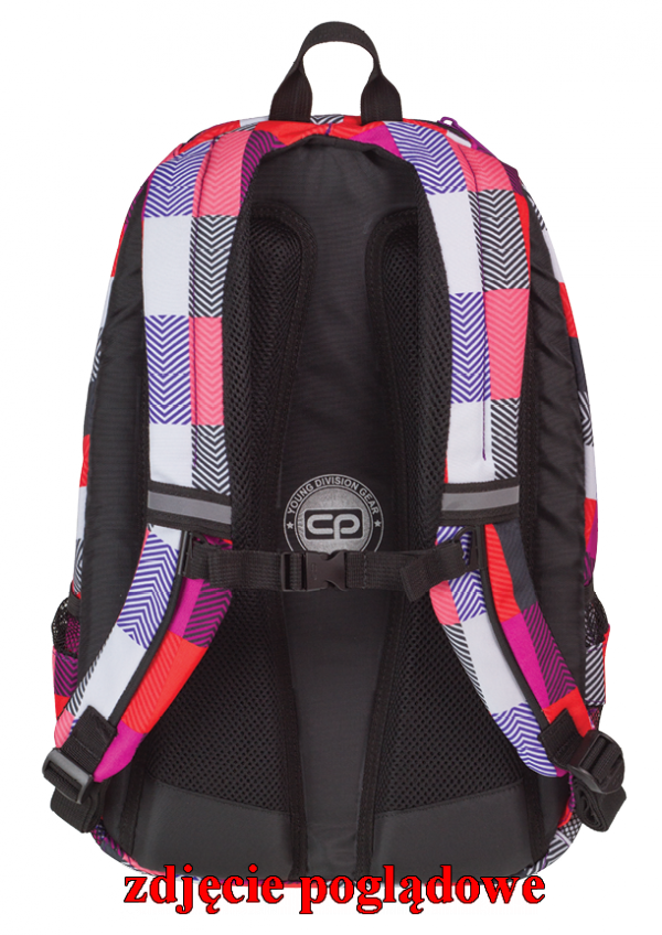 Plecak CoolPack URBAN 2 w kolorowe kropki, CONFETTI 897 (69144)