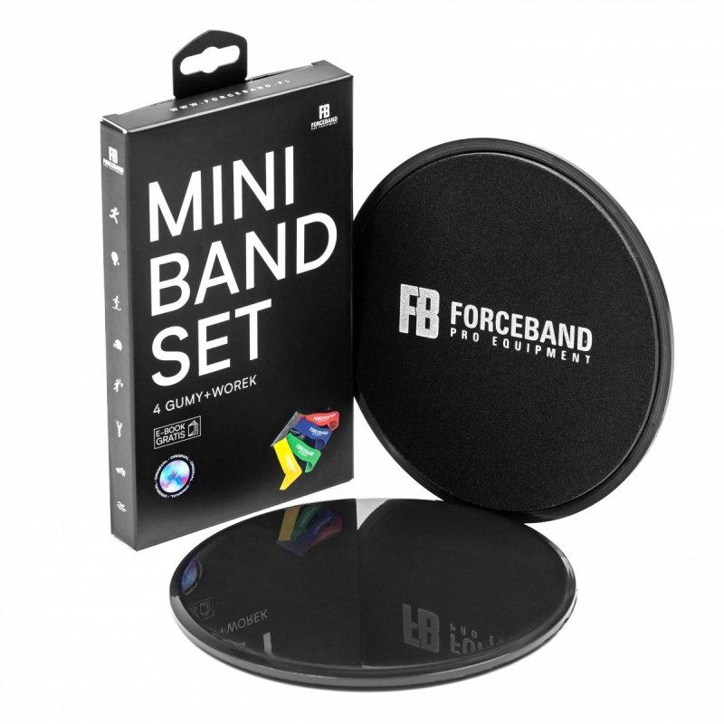 Mini Band zestaw plus Dyski Slide