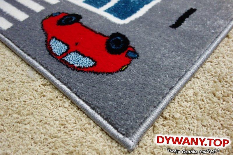 RUM MIX labirynt auta szary