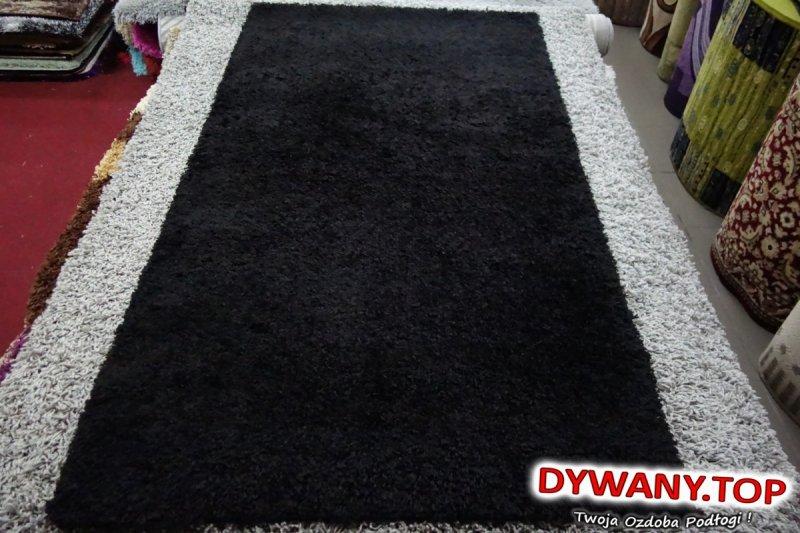 SZANEL BLACK czarny 100x180