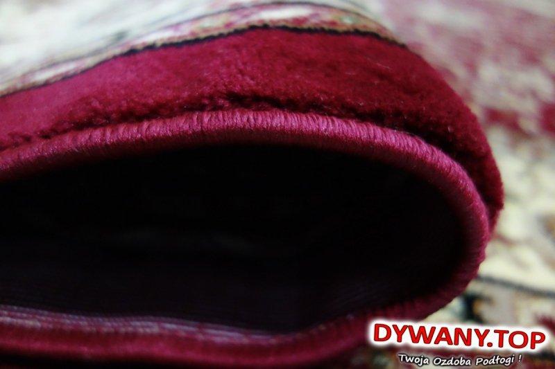 ROYAL heat set d. red czerwony