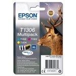 Epson oryginalny ink C13T13064012, T1306, cyan/magenta/yellow, 30,3ml, Epson Stylus Office BX320FW