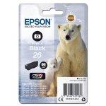 Epson oryginalny ink C13T26114012, T261140, photo black, 4,7ml, Epson Expression Premium XP-800, XP-700, XP-600