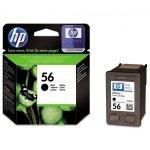 HP oryginalny ink C6656AE, HP 56, black, 520s, 19ml, HP DeskJet 450, 5652, 5150, 5850, psc-7150, OJ-6110