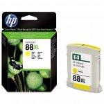 HP oryginalny ink C9393AE, HP 88XL, yellow, 1200s, 17,1ml, HP OfficeJet Pro K5400, L7580, L7680, L7780