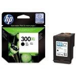 HP oryginalny ink CC641EE, HP 300XL, black, blistr, 600s, 12ml, HP DeskJet D2560, F4280, F4500