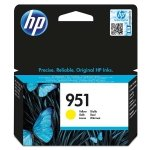 HP oryginalny ink CN052AE, HP 951, yellow, 700s, dla HP Officejet Pro276dw, 8100 ePrinter