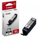 Oryginalny, kompatybilny Tusz Canon  PGI-570PGBK  XL do  Pixma  MG-5750/6850/7750 | 22ml | black