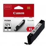 Oryginalny, kompatybilny Tusz Canon  CLI-571BK XL  do Pixma  MG-5750/6850/7750  |11ml | black