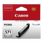 Oryginalny, kompatybilny Tusz Canon  CLI-571GY do Pixma  MG7750 | 7ml |   gray