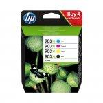 Oryginalny, kompatybilny Zestaw tuszy HP 903XL C/M/Y/k