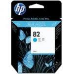 Tusz HP 82 do Designjet 510 | 28 ml | cyan