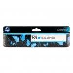 Oryginalny, kompatybilny Tusz HP 971 do Officejet Pro X451DW/476DW/551DW | 2 500 str. | cyan