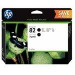 Tusz HP 82 do Designjet 510 | 2x 69 ml | black