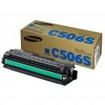 Oryginalny, kompatybilny Toner HP do Samsung CLT-C506S | 1 500 str. | cyan