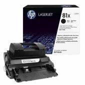 Toner HP 81X do LJ ENTERPRISE M605/606/630 | 25 000 str. | black