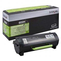Lexmark oryginalny toner 60F2H00, black, 10000s, 602H, return, high capacity, Lexmark MX611de, MX511de, MX410de, MX611dhe, MX511