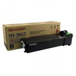 Sharp oryginalny toner MX-206GT, black, 16000s, Sharp MX-M160D, MX-M200D