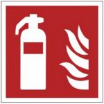 Znak gaśnica F01 (FZ) 150x150