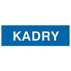 Znak KADRY 801-30 F.Z.