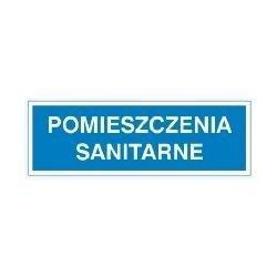 Znak POMIESZCZENIE SANITARNE 801-92 F.Z.