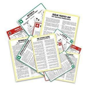 Instrukcja postępowania na wypadek pożaru dla budynków administracyjnych i biurowych 222-09
