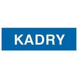 Znak KADRY 801-30 P.Z.