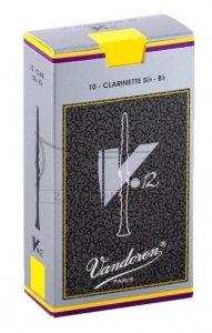 VANDOREN V12 stroiki do klarnetu B - 2,5 (10)