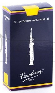 VANDOREN CLASS. stroiki do saksofonu sopranowego - 2,0(10)