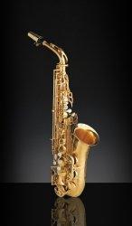 RAMPONE&CAZZANI saksofon altowy R1 JAZZ, 2006/J/AU, Vintage Gold