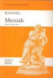 Handel  George Frideric: Messiah - Paperback Edition Vocal Score
