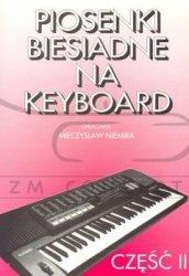 NIEMIRA M.: Piosenki biesiadne cz. 2 na keyboard