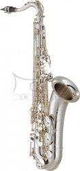 YAMAHA saksofon tenorowy YTS-62S posrebrzany, z futerałem