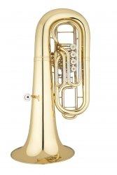 ANDREAS EASTMAN tuba F EBF864, PROFESSIONAL, 4/4, 4 wentyle obrotowe, lakierowana, z futerałem