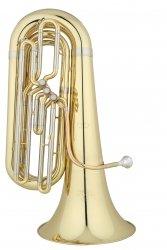 ANDREAS EASTMAN tuba Bb EBB323, STUDENT, 3/4, 3 wentyle tłokowe, lakierowana, z futerałem