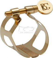 BG L3 ligatura do klarnetu B pozłacana TRADITION