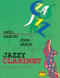 Harvey Paul, Sands John: Jazzy clarinet na klarnet i fortepian