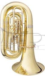 B&S tuba C Perantucci 4197-2-0GB PT-20P, posrebrzana, z futerałem
