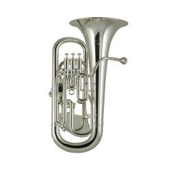 BESSON eufonium Bb Sovereign BE968T-2-0, posrebrzane, trigger, z futerałem