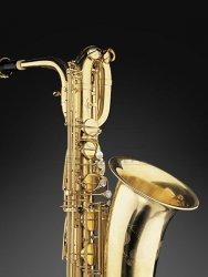 RAMPONE&CAZZANI saksofon barytonowy R1 JAZZ, 2009/J/OT, low A key, Bare Vintage brass