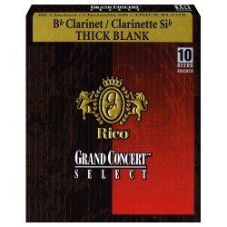 RICO GRAND CONCERT THICK BLANK stroiki do klarnetu B - 3.5 (10)
