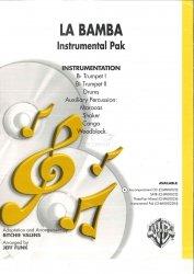 La bamba : Instrumental Pak (2 trumpets and percussion)
